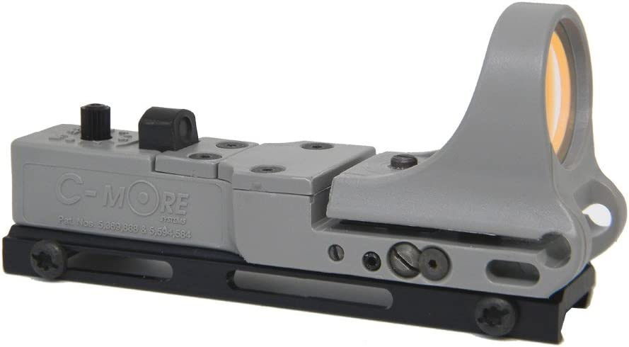 C-MORE Systems Large-scale sale Railway Red Dot with Sight Baltimore Mall Standard Switch