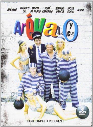 Pack Arévalo y CIA (Vol. 1) [DVD]