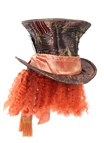 Disney Alice in Wonderland Mad Hatter Costume Hat...