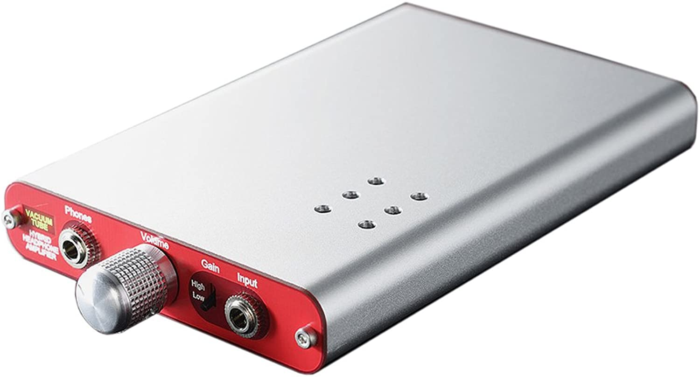TU-HP01 vacuum tube hybrid portable headphone amplifier (japan import)