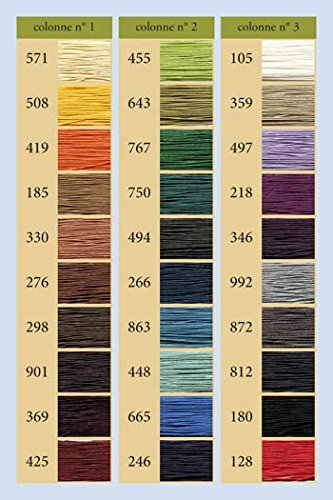 Fantastic Prices! Sajou Cable Linen Thread Size 532 Color Natural 105