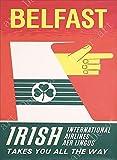 shuimanjinshan Belfast Island of Ireland Reise Vintage