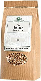 Chiemgaukorn Bio Emmer Ganzes Korn 1 kg
