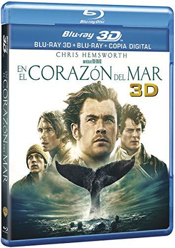 En El Corazon Del Mar (Blu-Ray 3d/Bd) [Blu-ray]