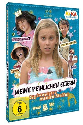Die komplette zweite Staffel (2 DVDs)