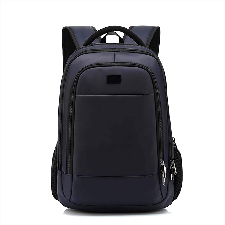 Fishroll Leichter Rucksack USB-Business-Rucksack-Tasche Studentenrucksack Reisecomputer-Rucksack