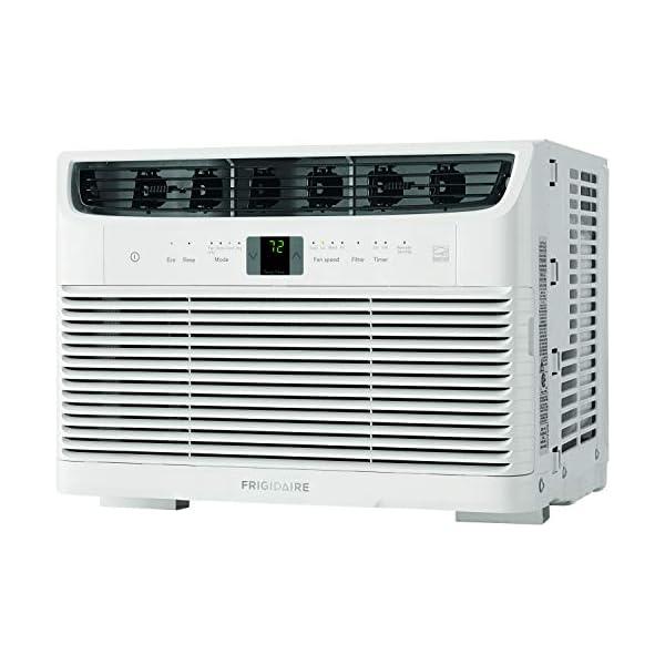 Frigidaire, White Energy Star 5,000 BTU 115V Window-Mounted Mini-Compact Air Conditioner...