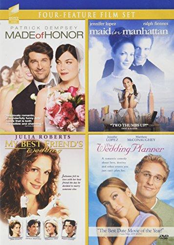 Made of Honor / Maid in Manhattan / My Best Friend's Wedding / Wedding Planner, the - Set