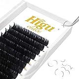 Individual Eyelash Extensions 0.15mm CC Mix 8-15mm Classic Silk Lash Extensions|0.03/0.05/0.07/0.10/0.15/0.20 C/CC/D/DD 8-25mm Mix 8-15mm 15-20mm 20-25mm|(0.15 CC Mix 8-15mm)