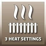 Einhell KGH 4200 Keramik Gasheizer (4200 Watt, inkl. Gasdruckregler) - 9