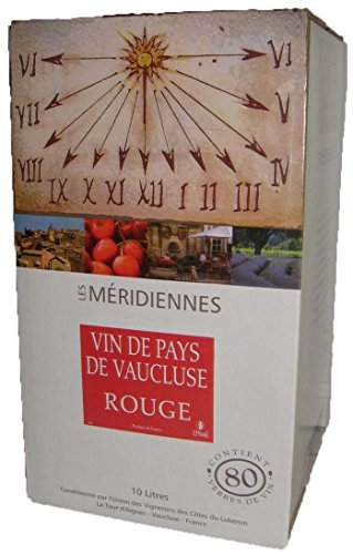 Bag in Box Rouge - Marrenon - rot - trocken - 5Ltr.