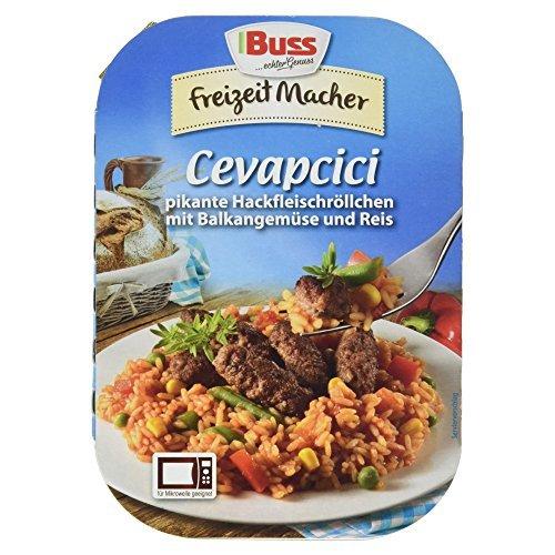 Buss Freizeitmacher Cevapcici, 300 g