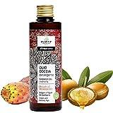 Natyr Bio Duschöl zum Wohlfühlen mit Arganöl Und Feigenkaktus 200 ml - regenerierend und...