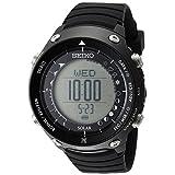 [セイコーウォッチ] 腕時計 プロスペックス LAND TRACER SBEM003 ブラック