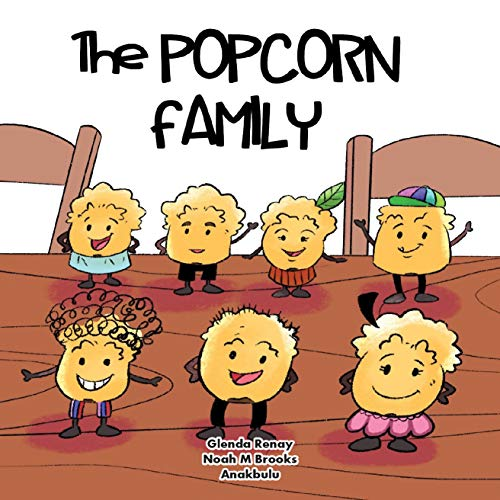 The Popcorn Family (English Edition)