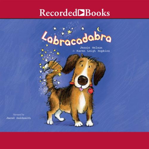 Labracadabra audiobook cover art