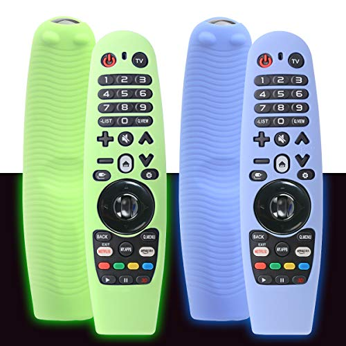 [2 Pack] Silicone Protective Cover for LG AN-MR600 / LG AN-MR650 /...