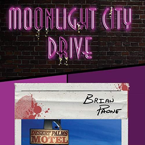 Moonlight City Drive audiobook cover art