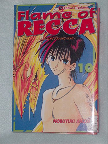 Flame of Recca, tome 10