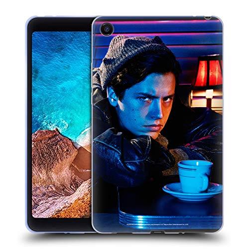 Head Case Designs Oficial Riverdale Jughead Jones 1 Carteles Carcasa de Gel de Silicona Compatible con Xiaomi Mi Pad 4