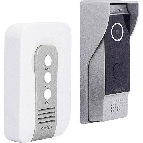 Chacon 34888 - Teléfono de video ip con carillón cable
