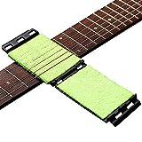 delsen pulitore corde chitarra strumento per la pulizia della tastiera strumento di manutenzione delle corde per chitarra basso mandolino ukulele