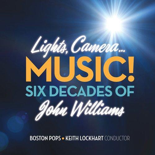 Price comparison product image Lights! Camera! Music! Six Decades Of John Williams