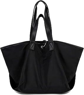 Mynos Crossbody Bag Purse and Handbag Washed Leather Women Shoulder Bags Multi Pocket Satchel Bags Ladies