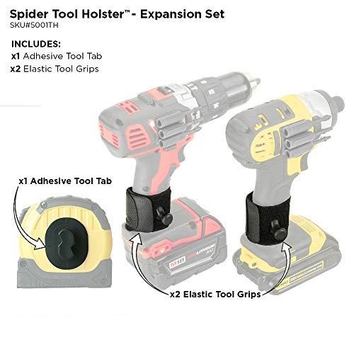 Spider Tool Holster - Erweiterungsset - Ziehen Sie jedes Werkzeug schnell aus Ihrem Spider Holster!