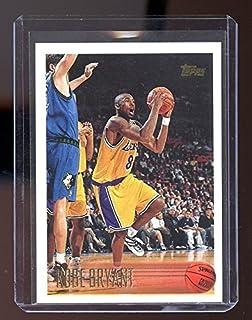 Amazoncom Kobe Bryant Topps