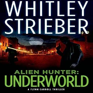 Alien Hunter: Underworld audiobook cover art