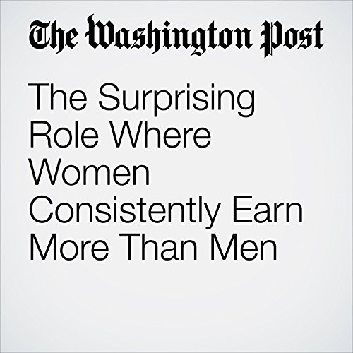 The Surprising Role Where Women Consistently Earn More Than Men copertina