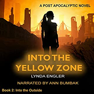 Into the Yellow Zone audiobook cover art