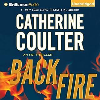Backfire: An FBI Thriller, Book 16 audiobook cover art