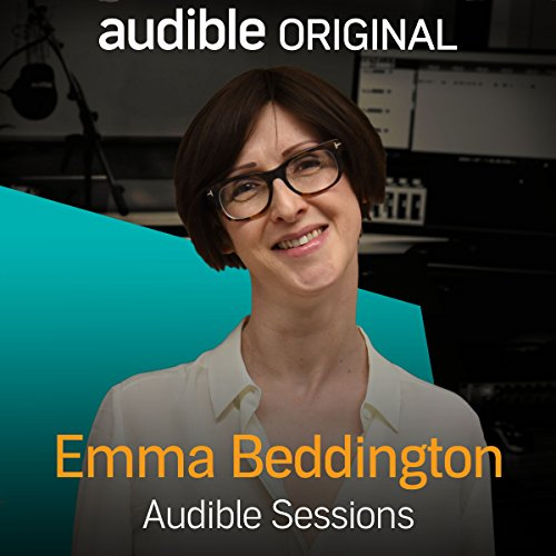FREE: Audible Sessions with Emma Beddington audiobook cover art