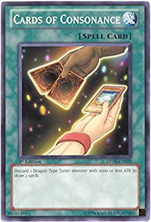 Yu-Gi-Oh! - Cards of Consonance (DP10-EN019) - Duelist Pack 10: Yusei Fudo 3 - Unlimited Edition - Common