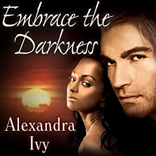 Embrace the Darkness audiobook cover art