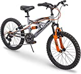 Huffy Valcon 20' Boy's Full Suspension Mountain Bike