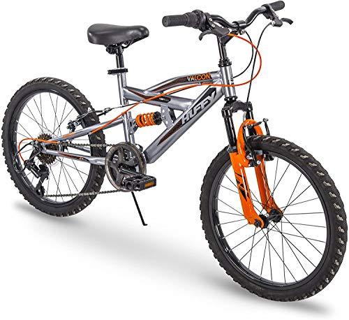 "Huffy Valcon 20"" Boy's Full Suspension Mountain Bike"