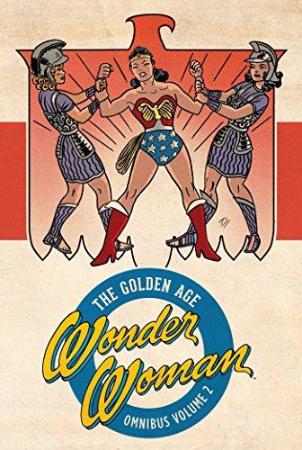 Wonder Woman The Golden Age Omnibus HC Vol 2