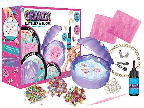 GEMEX - Le pack coquillage - L'atelier pour créer son propre et unique bijoux en moins de 3 min - Vu à la Télé