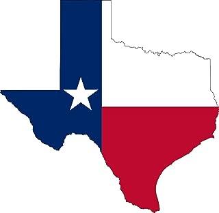 texas window decal