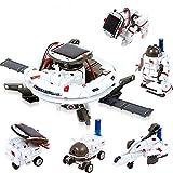 ATCRINICT STEM-Spielzeugroboter-Wissenschafts-Kits für Kinder 8 9 10-12 jährige Geschenke