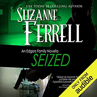 Seized audiobook cover art