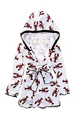 Baby Toddler Larry the Lobster Gender Neutral Robe
