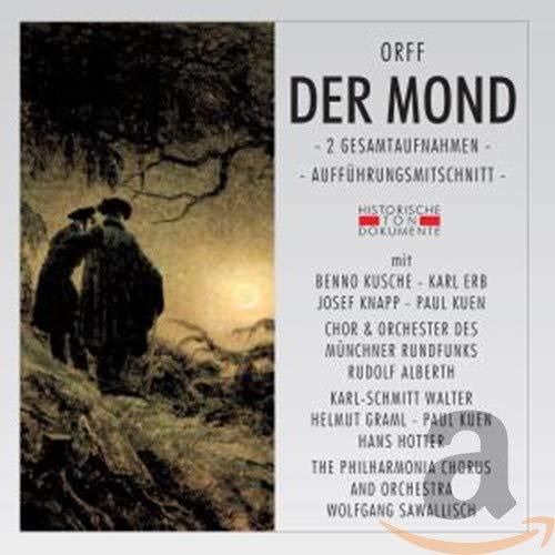 the Philharmonia: Der Mond (Audio CD)