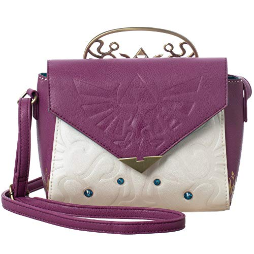 Nintendo Zelda Twilight Princess Video Game Handbag