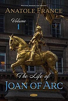Hardcover The Life of Joan of Arc Book
