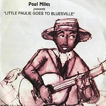 Little Paulie Goes to Bluesville