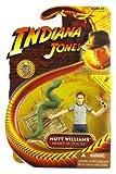 Indiana Jones Kingdom of the Cristal Calavera Mutt Williams Figura de acción, 10 cm